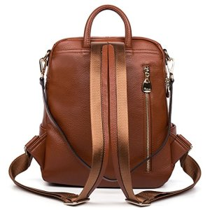 Bostanten Casual Leather Satchel