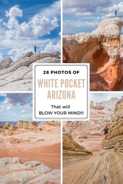 Pictures of White Pocket, Arizona by Wandering Wheatleys