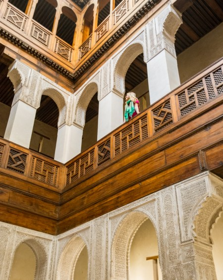 Nejjarine Museum of Wooden Arts and Crafts, Fes, Morocco by Wandering Wheatleys
