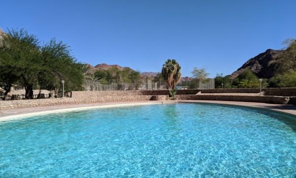 Ai Ais Hot Springs, Namibia by Wandering Wheatleys