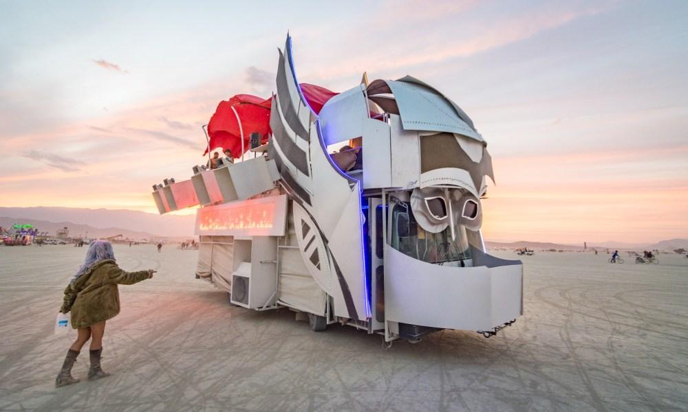 2018 Burning Man Packing List