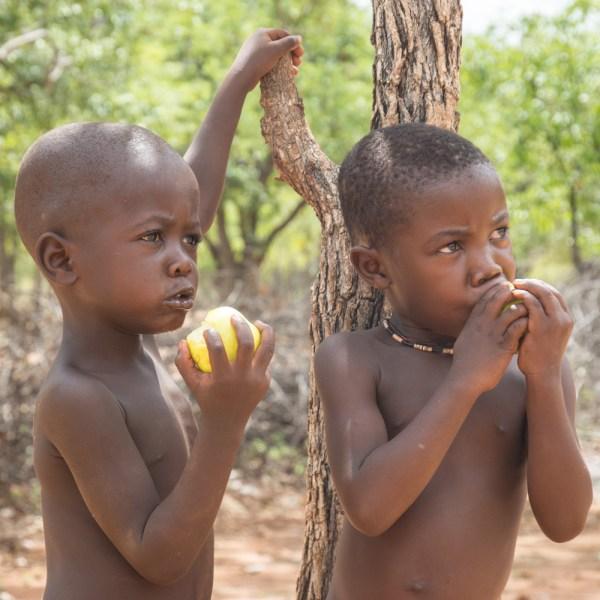 Ovahimba Himba Village, Namibia by Wandering Wheatleys