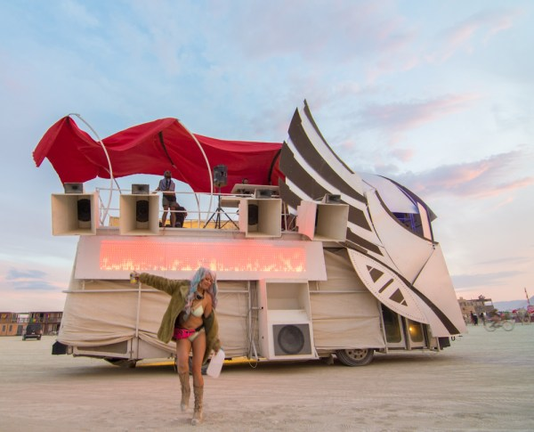 Packing for Burning Man by Wandering Wheatleys