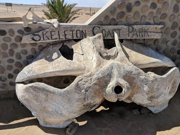Skeleton Coast, Namibia by Wandering Wheatleys