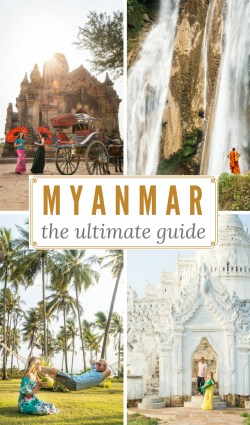 Where To Go in Myanmar