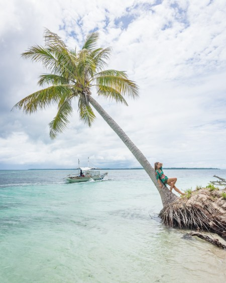 Island Hopping in Balabac, Philippines