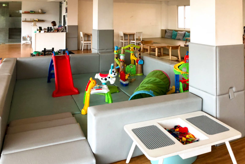 the best baby cafes in ho chi minh city