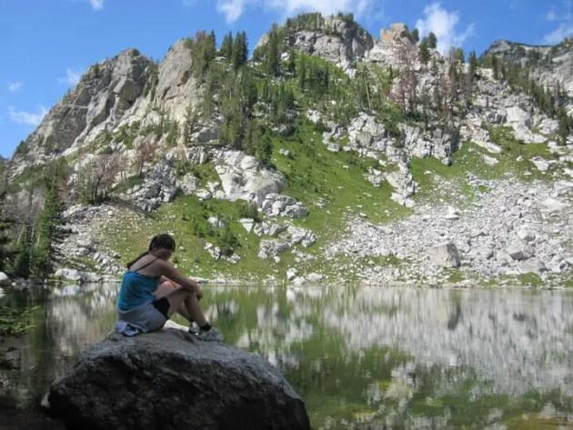 Amphitheater Lake