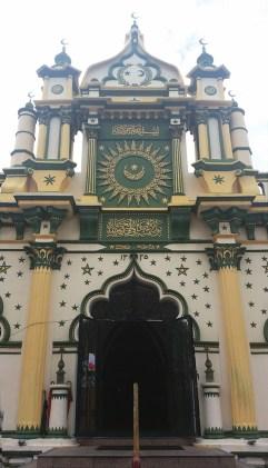 Abdul Gaffoor Mosque - Front Door