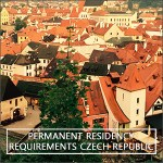 Permanent Residency Requirements for Czech Republic