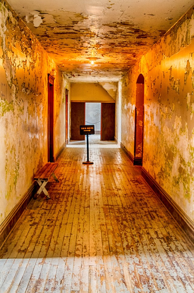 Corridors and ghosts