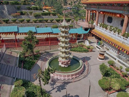 Top Attractions in Penang Kek Lok Si Penang