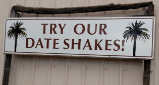 Try Our Date Shakes