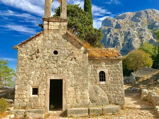 Montenegro - Kotor old church