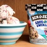 Binnenkort verkrijgbaar: Ben & Jerry's Save Our Swirled