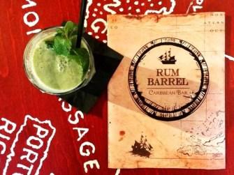 Nieuw Geopend: Rum Barrel