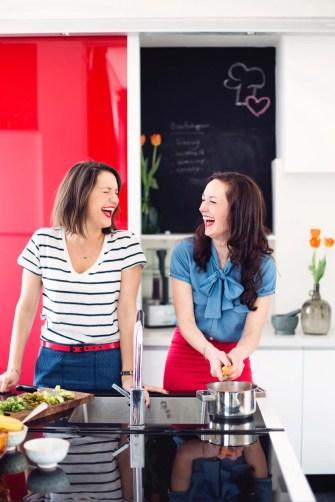 Derde kookboek voor Chickslovefood