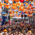 De 5 leukste steden op Koningsdag 2016