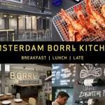 Nieuw geopend: Borrl Kitchen
