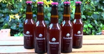 Speciaalbier van Foodora