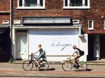 Nieuw geopend: H. Burger