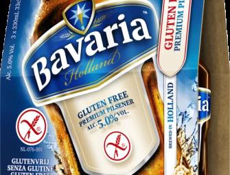Bavaria introduceert glutenvrij bier
