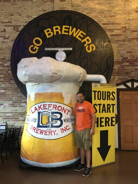 Lakefront Brewery Wisconsin