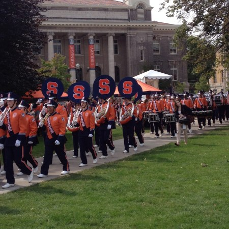 Syracuse University Band