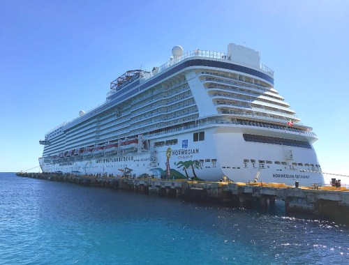 Norwegian Getaway Cruise - Cruising Tips