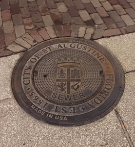 St Augustine Sewer