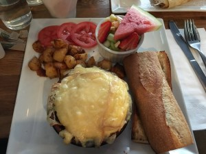 Monreal breakfast