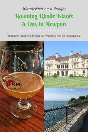 Roaming Rhode Island - things to do in Newport - Cliff Walk - Wanderlust on a Budget - www.wanderlust-onabudget.com