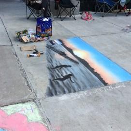 Chalk Painting 3