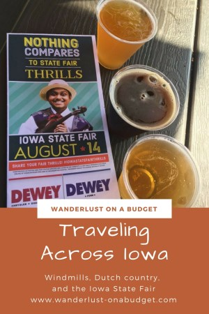 Iowa State Fair - Wanderlust on a Budget - travel tips - www.wanderlust-onabudget.com