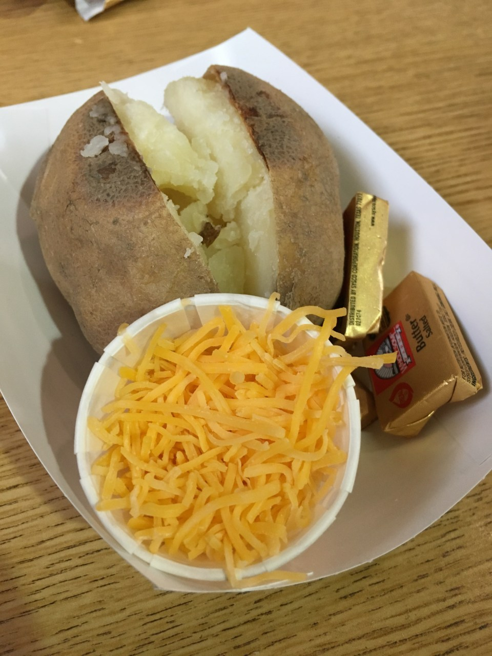 NYSF Potato