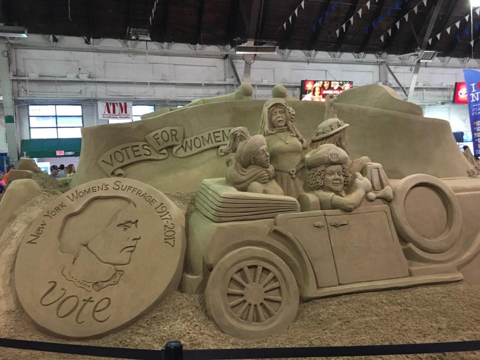 NYSF Sand 2017
