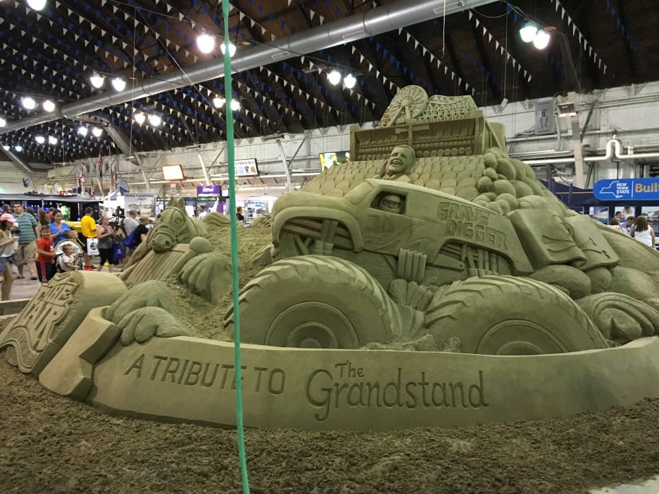 NYSF Sand 2016