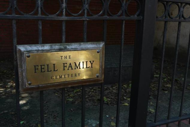 Fells Cemetery
