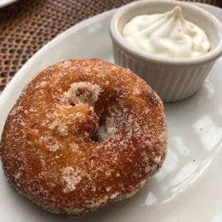 Tabard Inn Doughnut
