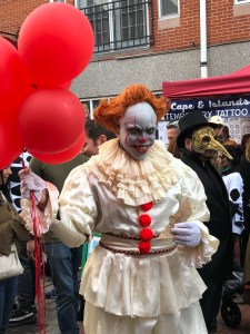 Pennywise in Salem
