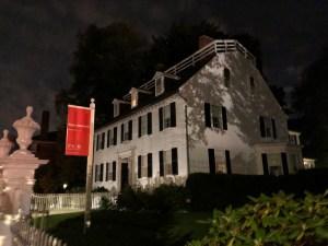 Ropes Mansion Salem - Hocus Pocus