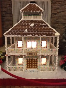 Gingerbread House - Hotel