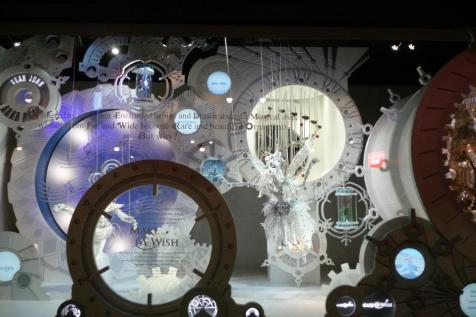 NYC Macys Window 2011