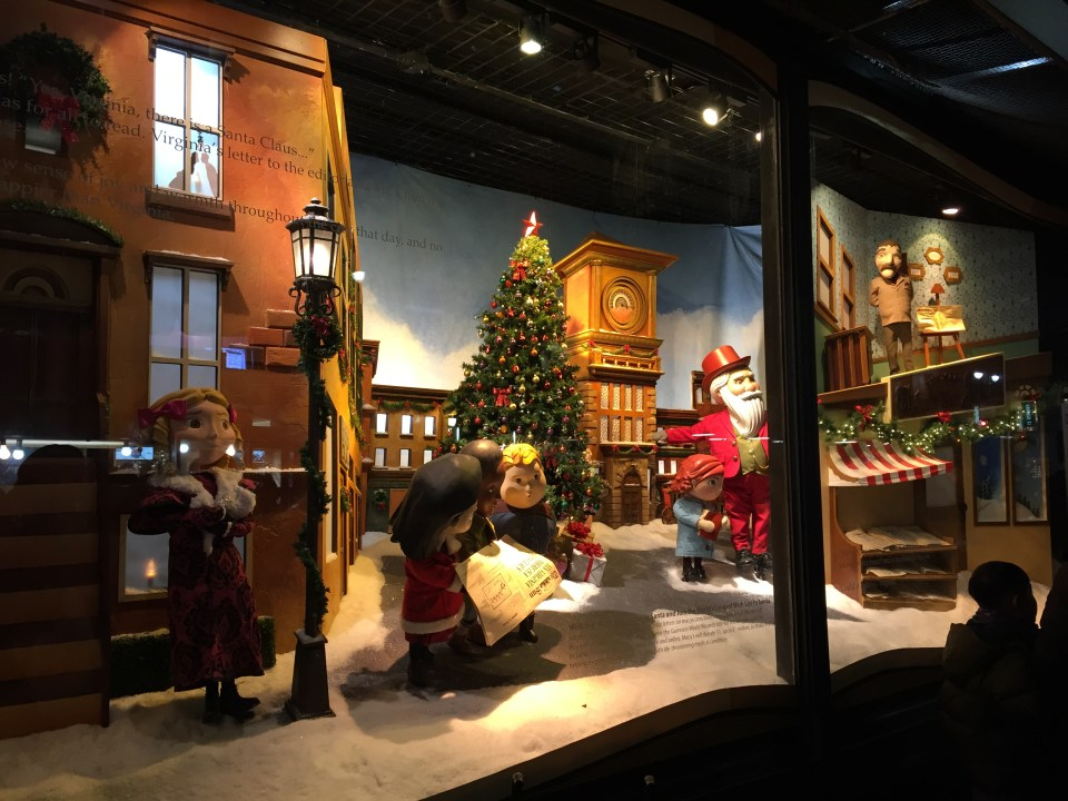 NYC Macys Window