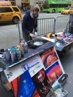 NYC Street Artist