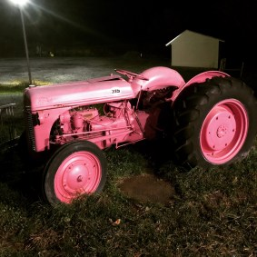 Local 315 Pink Tractor
