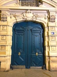 Doorway of Paris - Europe Travel Advice