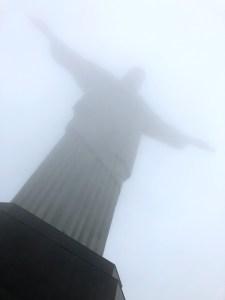 Christ the Redeemer Travel Fail