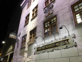 Bier Oktoberfest Museum - Munich