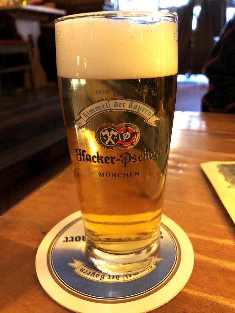Hacker Pschorr Munich